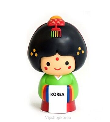 Korean Traditional Costume Coin Box Piggy Bank Wedding Bridal Shower Gift Bride (Piggy Bank Costume)