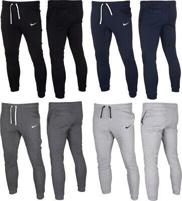 Nike Mens Pants Bottom Tracksuit New 2019 Club Fleece Training Football
