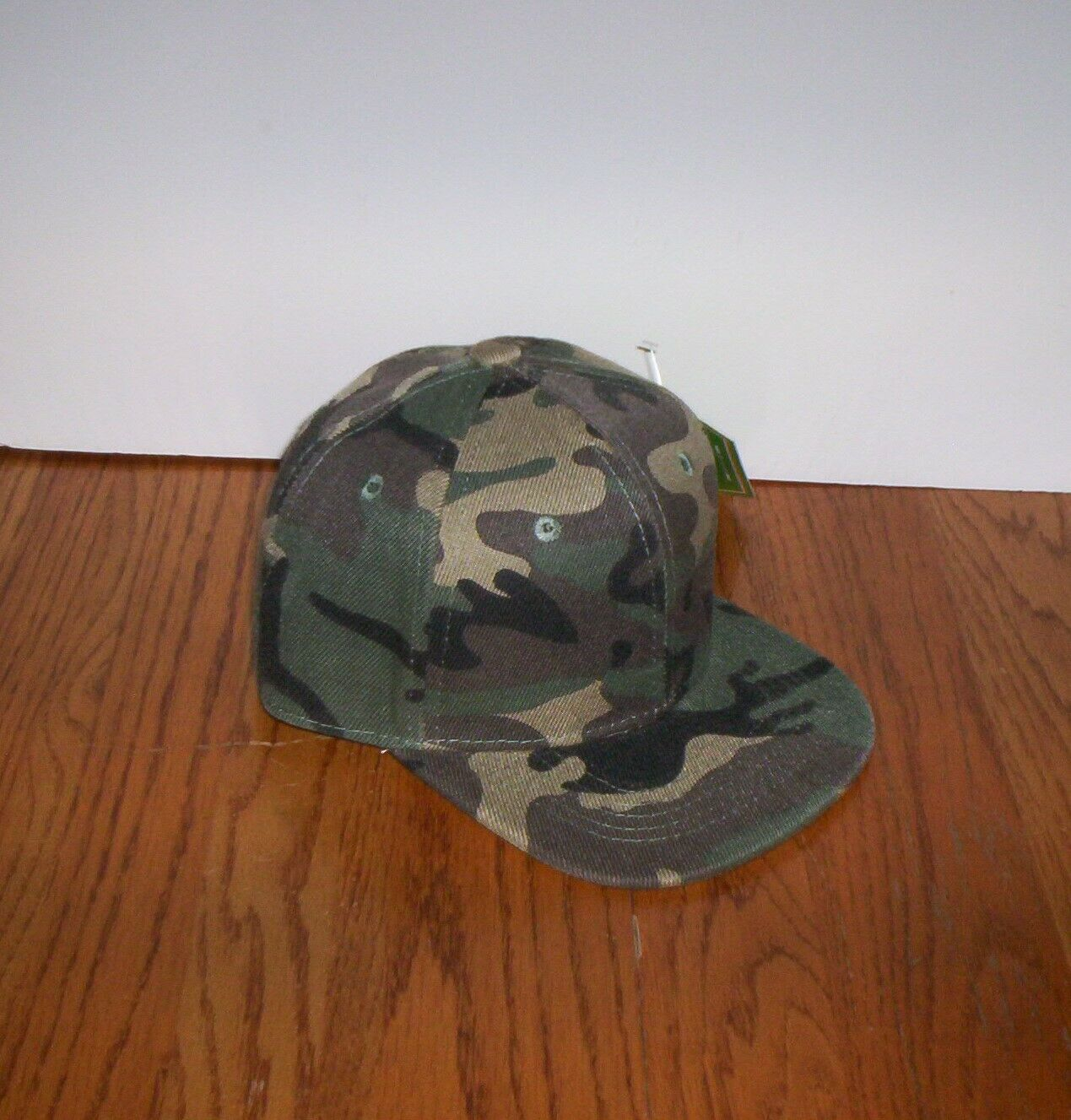 Baby Toddler Camouflage Trucker Hat Size 0-3 Yr. Old Camo Ca