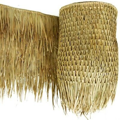Tiki Bar Hut Mexican Palm Thatch 30