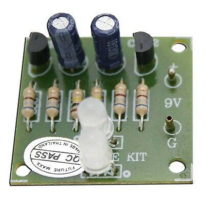 Led Flasher 2 Colour 2 Dot For Beginner Electronic Soldering Unassembled Kit
