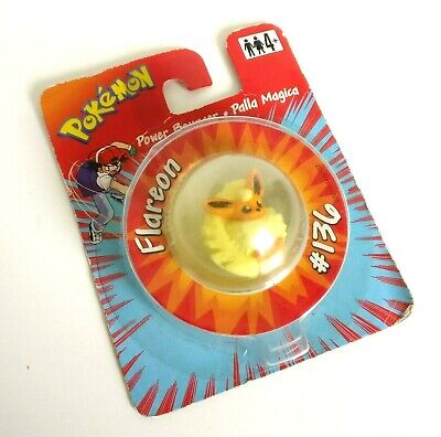 Pokemon Power Bouncer Flareon #136 Hasbro 1999 - Rare
