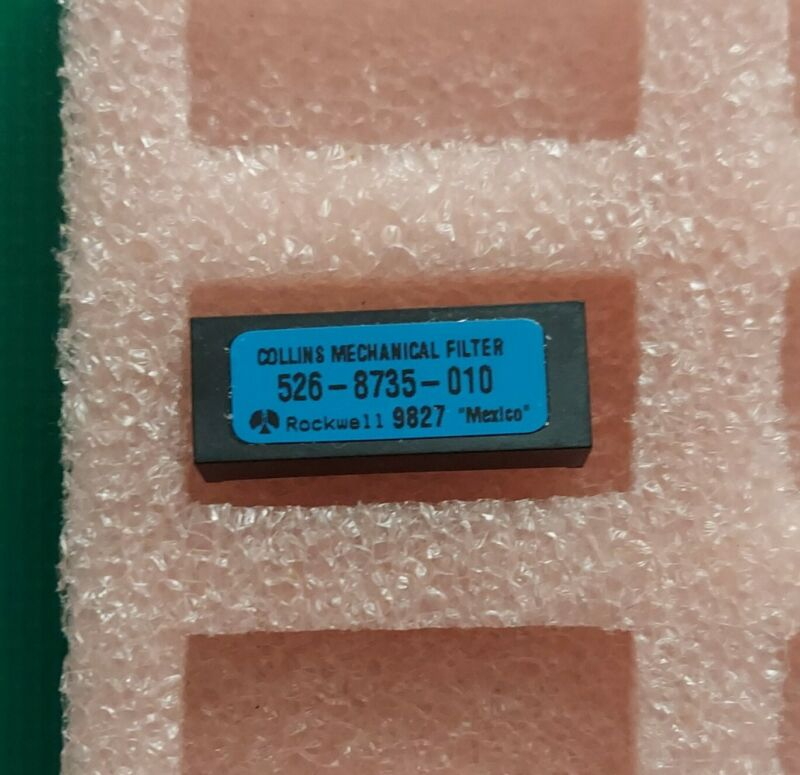 526-8695-010 Mechanical Filter Collins NOS