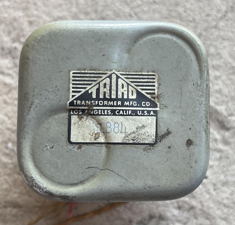 TRIAD 1884 TRANSFORMER