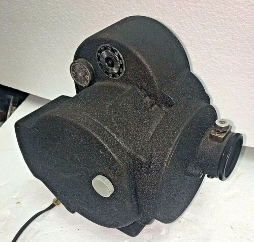 Bell & Howell 35mm Eyemo WWII Movie Camera Military Surplus Clean!