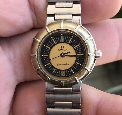 OMEGA Seamaster Dynamic 1426 quartz ladies watch working condition