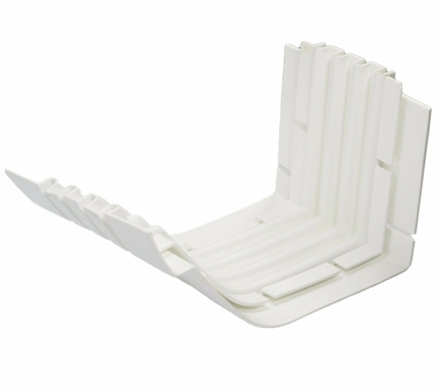 Icon Plastics TROPICAL GUTTER EXPANSION JOINER 100mm Flexibl