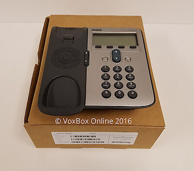 Cisco 7912g Cp-7912g-a Unified Ip Voip Phone - Quality Refurbished