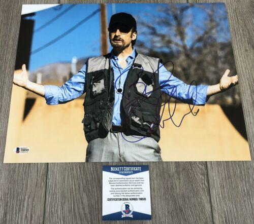 BOB ODENKIRK SIGNED BETTER CALL SAUL BREAKING BAD 11x14 PHOTO w/ BAS BECKETT COA