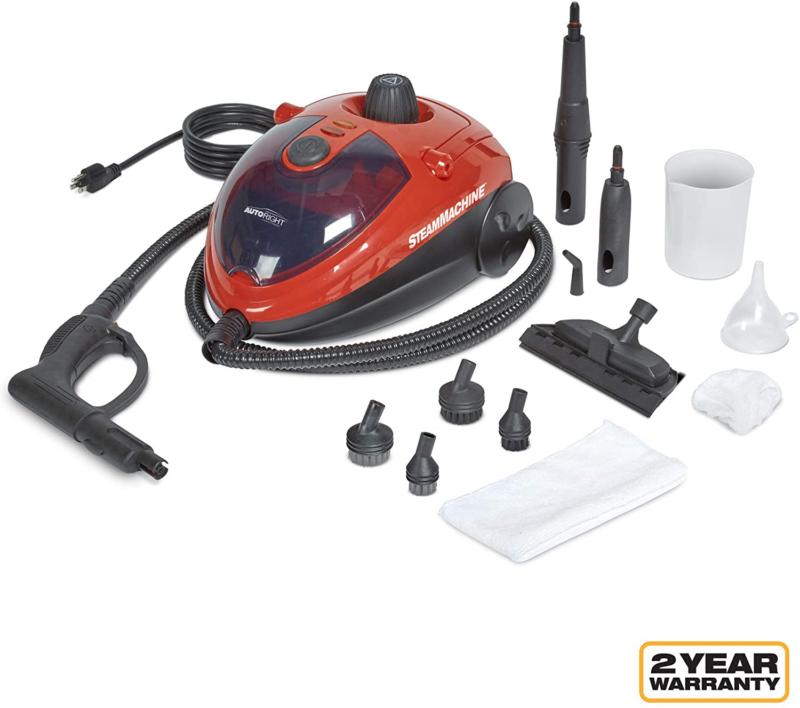 Car Detailing Steam Cleaner Machine Vehicle Auto Portable Co