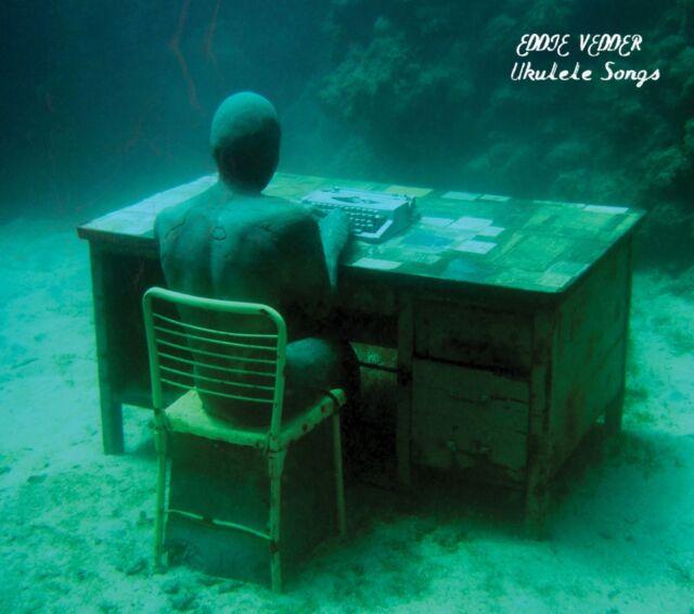 EDDIE VEDDER ( NEW SEALED CD ) UKULELE SONGS ( PEARL JAM )