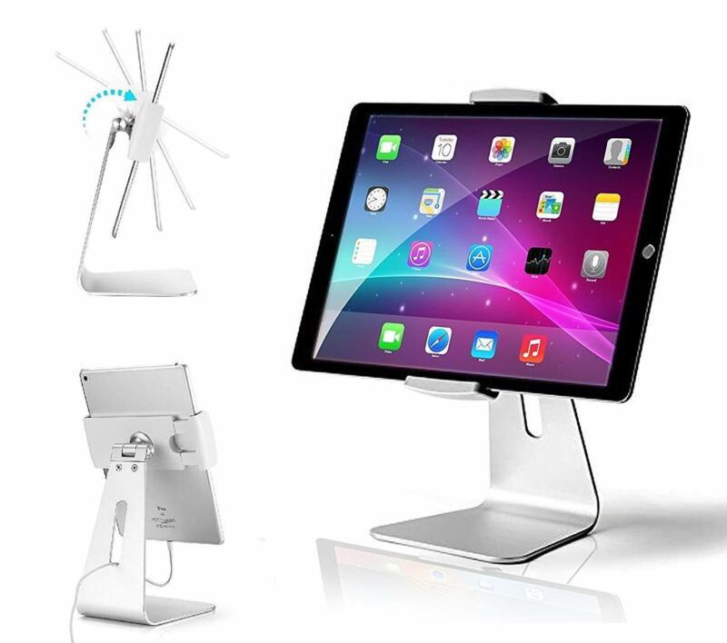 Abovetek Elegant Tablet Stand, Aluminum Ipad Stand Holder, D