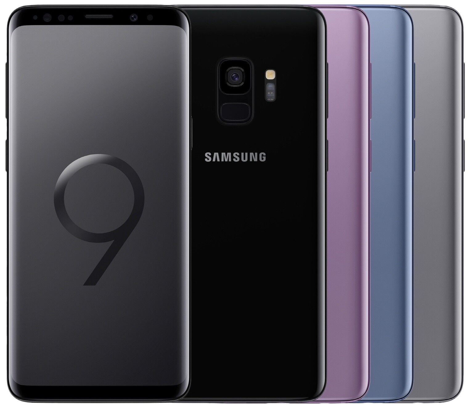 Samsung Galaxy S9 128GB SM-G960F/DS Dual Sim (FACTORY UNLOCKED) 5.8 QHD 4GB RAM