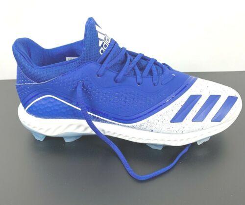 Adidas  Icon V Bounce W TPU Softball Cleats Blue White G28309 Womens Sz13 NWT