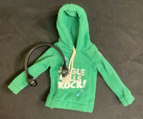 Elf on the Shelf Claus Couture Jingle Bell Rocks Jam Hoodie