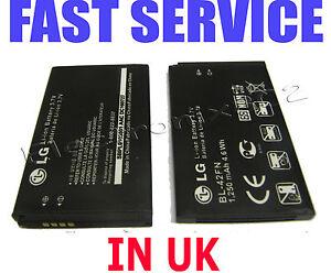 LG-Optimus-Me-P350-C550-Optimus-Chat-BL-42FN-1250mAh-Battery-New-UK