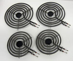 MP22YA Electric Range Burner Element Unit Set 2- MP15YA 6