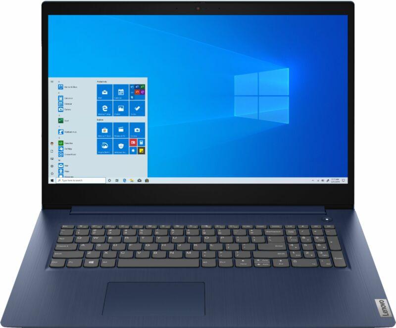 "Lenovo - Ideapad 3 17 17"" Laptop - Intel Core i5 - 8GB Memory - 1024GB HDD - ..."