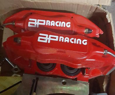 AP Racing 4 piston calipers suit AU, BA , BF