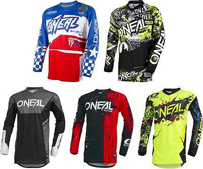 O'Neal Youth Element Jersey - MX Motocross Dirt Bike Off-Road ATV MTB Boys Gear - Oneal Youth Element