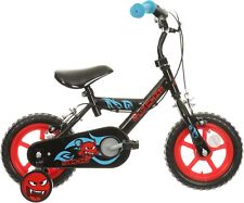 """Urchin Kids Bike - 12"""" Wheels Caliper Brakes Stabilisers Childrens Boys Bicycle"""