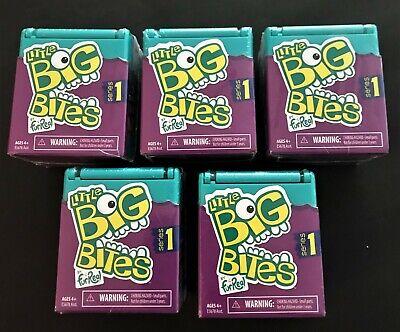 Fur  Real Little Big Bites Series 1 Hasbro (5 packs) New Factory Sealed