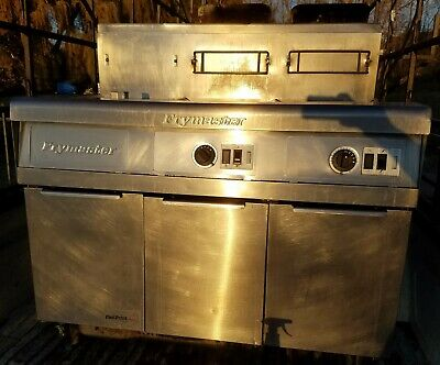 Deep Fryer By Frymasterfmp245esc Amazing Condition