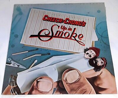 CHEECH AND CHONG'S UP IN SMOKE - LP -