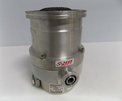 Pfeiffer Tmh260 Vacuum Turbo Molecular Drag Pump Dn 100 Iso-k
