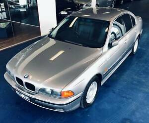 1996 BMW 5 28i Automatic Sedan Hoppers Crossing Wyndham Area Preview