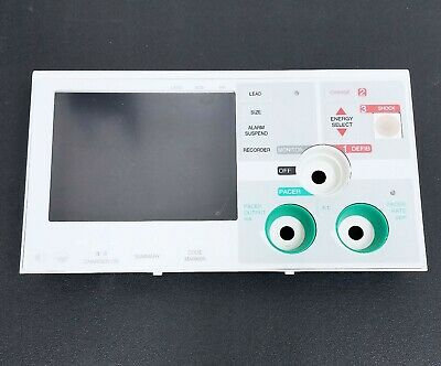 Zoll M Series - Front Panel W Pacing