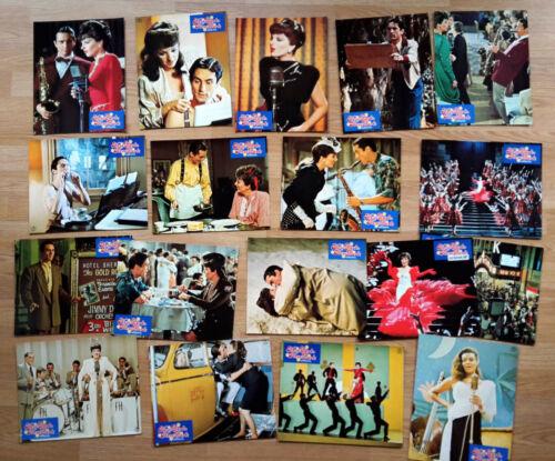 Martin Scorsese NEW YORK 1977 ROBERT DeNIRO set of 18 rare German lobby cards