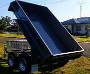 10x5 Hydraulic Tipper Trailer 2.8 T GVM Cobram Moira Area Preview