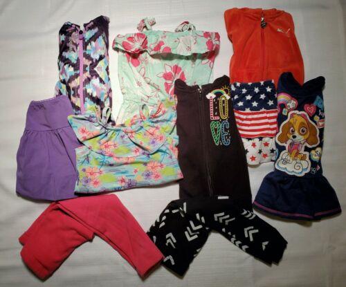 Lot Of Toddler Girls 24 Months 2t Reebok Puma Gymboree Paw Patrol Spring/summer
