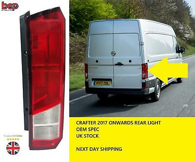 VW CRAFTER 2017 2018 2019 2020 REAR LIGHT RIGHT DRIVER SIDE SIDE TAIL LAMP NEW