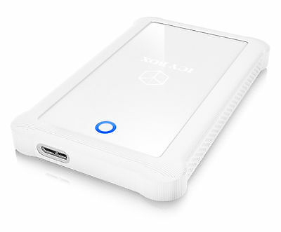 Externe Festplatte ICY-BOX IB-233U3-WH  2,5