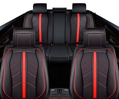 Sitzbezug klimatisierend schwarz für Mercedes C-Klasse W204 Stufenheck Limousine