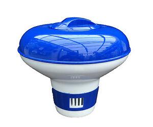 Large 9 39 39 200g Chlorine Tablet Dispenser For Swimming Pools Or Swim Spas Ebay