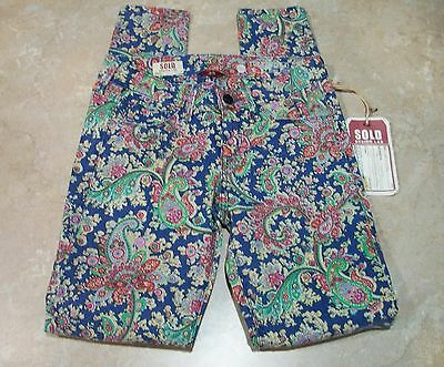 Брюки 707 Sold Design Colorful Paisley