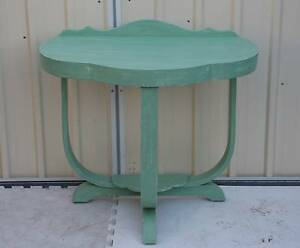 Antique Art Deco shabby chic table,CAN DELIVER. Atwell Cockburn Area Preview