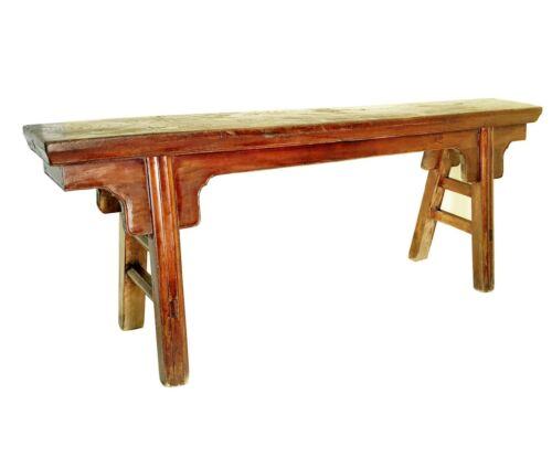 Antique Chinese Ming Bench (5402), Circa 1800-1849