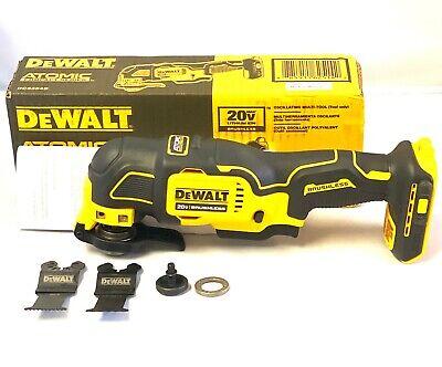 DeWalt DCS354B ATOMIC 20V MAX BL Oscillating Multi-Tool (Tool Only) New