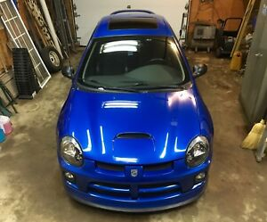 2004 Dodge Neon SRT-4 certified/etested