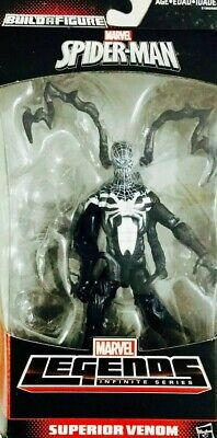 MARVEL LEGENDS  SUPERIOR VENOM  NO BAF