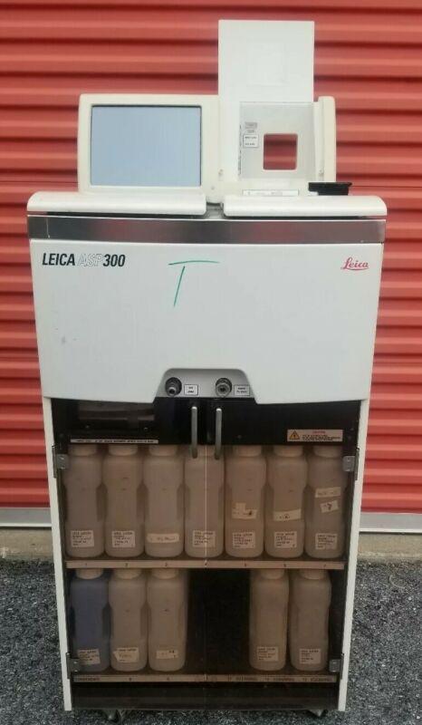 Leica ASP300 Automated Vacuum Tissue Processor