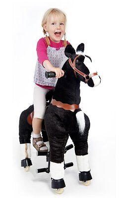 Galoppo® - Reitpferd für Kinder in schwarz