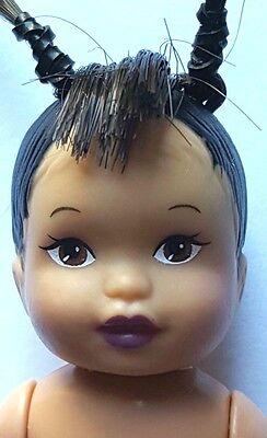 Mattel Barbie Happy Family Neighborhood Toddler Nikki Asian Excellent condition