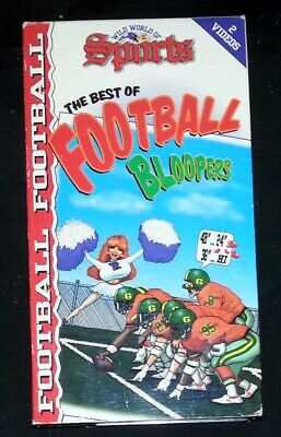 The Best Of Football Bloopers (2 Cassettes)