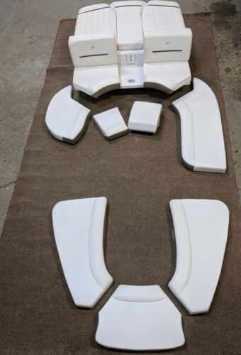FOUR WINNS HORIZON BOW CUSHION SEAT BOAT SUNDECK PAD FOAM INTERIOR VINYL