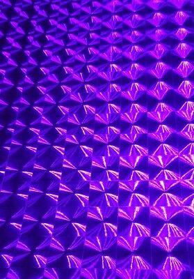 Royal Purple Mirror Lens Sign Plotter Cutter Vinyl Roll